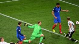 Cận cảnh Pháp vào chung kết sau chiến thắng trước tuyển Đức