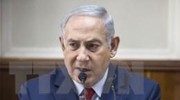 Thủ tướng Israel chúc mừng Tổng thống Nga Vladimir Putin