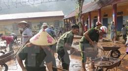 Tỉnh Điện Biên thiệt hại khoảng 120 tỷ đồng do mưa lũ gây ra