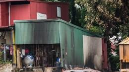 Tang thương bao trùm gia đình 2 vợ chồng chết trong vụ cháy ở Hà Nội