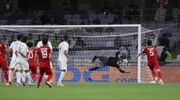 Quang Hải dẫn đầu cuộc bình chọn Bàn thắng đẹp nhất Asian Cup
