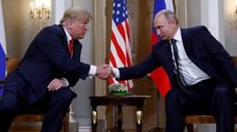 Hội nghị thượng đỉnh Trump-Putin tiếp theo vẫn chưa được thảo luận