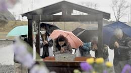 Nhật Bản tưởng niệm 8 năm ngày xảy ra thảm họa động đất, sóng thần