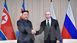 'Triều Tiên muốn Nga giúp tháo gỡ bế tắc trong đàm phán hạt nhân'