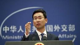 Trung Quốc: Quan hệ với Canada đang gặp nhiều vướng mắc nghiêm trọng