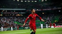 Cristiano Ronaldo nóng lòng muốn cán mốc 700 bàn thắng trong sự nghiệp