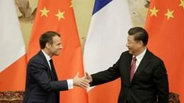 Trung Quốc, Pháp lên tiếng ủng hộ Hiệp định Paris về biến đổi khí hậu
