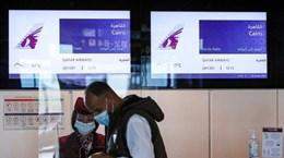 Ai Cập, UAE nối lại các tuyến đường bay thẳng đến Qatar