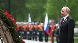 Nga cảnh báo chủ nghĩa xét lại ở phương Tây về Chiến tranh thế giới 2
