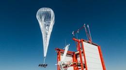 Ra mắt dịch vụ Internet khinh khí cầu đầu tiên trên thế giới tại Kenya