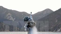 Tướng Hàn Quốc nhận định Triều Tiên đang tiếp tục phát triển tên lửa
