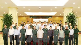 Quân đội vững mạnh về chính trị là cơ sở nâng cao sức mạnh chiến đấu