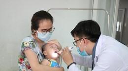 Bệnh tay chân miệng bùng phát mạnh tại Đắk Lắk vào năm học mới