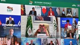 Cơ hội khẳng định vai trò đầu tàu của G20 trong đối phó dịch COVID-19
