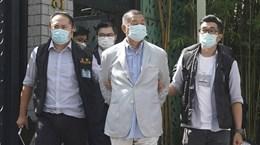 Trung Quốc: Trùm truyền thông Hong Kong nhận tội tụ tập bất hợp pháp