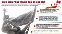 [Infographics] Chiến dịch lịch sử Điện Biên Phủ: Những dấu ấn đặc biệt