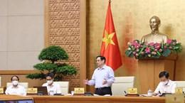 [Video] Thủ tướng chủ trì Hội nghị trực tuyến về phòng, chống dịch