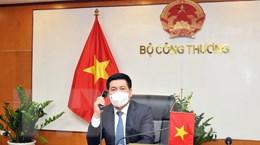Bộ trưởng Bộ Công Thương chúc mừng nhân Quốc khánh CHND Trung Hoa