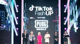Choáng ngợp với sân khấu đêm chung kết TikTok FashUP 2021