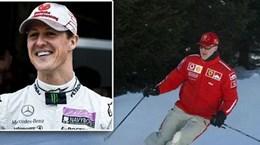 Huyền thoại Schumacher sắp hồi phục