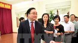 Hà Nội có tỷ lệ cử tri đi bầu cử toàn thành phố đạt 98,98%