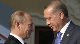 Nga và Thổ Nhĩ Kỳ nhất trí sẽ thành lập một quỹ đầu tư chung