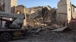 Hàng chục người bị thương sau trận động đất mạnh ở miền Trung Italy