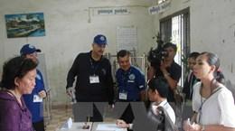 Thượng viện Campuchia thông qua 4 luật bầu cử sửa đổi, bổ sung
