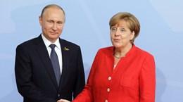 Thủ tướng Đức khẳng định sự cần thiết duy trì đối thoại với Nga