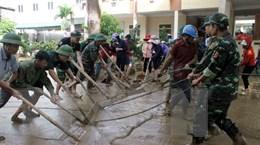 Nghệ An: 6 người chết và mất tích do mưa lũ ở huyện Kỳ Sơn
