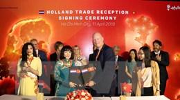 Hà Lan đẩy mạnh hợp tác với TP.HCM và các địa phương của Việt Nam