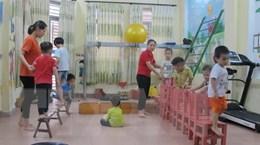Nơi 'chắp cánh' tương lai cho trẻ tự kỷ ở thành phố Ninh Bình