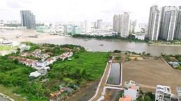 TP.HCM đấu giá từng lô đất còn lại tại Khu đô thị mới Thủ Thiêm