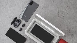 Samsung ra mắt thiết bị cầm tay khử trùng bằng tia cực tím