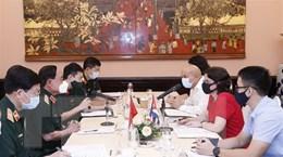 Đẩy mạnh hợp tác điều trị, nghiên cứu khoa học Việt Nam-Cuba