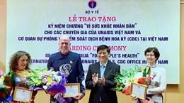 Hợp tác y tế là điểm sáng trong 25 năm quan hệ Việt Nam-Hoa Kỳ