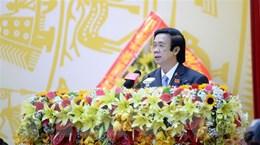 Ông Nguyễn Văn Danh tiếp tục được bầu làm Bí thư Tỉnh ủy Tiền Giang