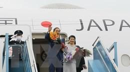 Thủ tướng Nhật Bản kết thúc chuyến thăm chính thức Việt Nam
