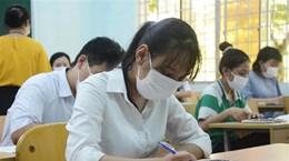 Giữ ổn định kỳ thi tốt nghiệp Trung học phổ thông 2021 như năm 2020