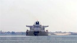 Ai Cập: Giao thông hàng hải dọc kênh đào Suez 'tuyệt đối an toàn'