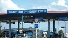Tổng cục Đường bộ: Không mở rộng phạm vi giảm phí trạm BOT Sông Phan
