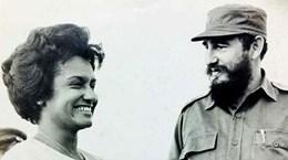 Vĩnh biệt nhà báo Cuba Marta Rojas - người bạn của nhân dân Việt Nam