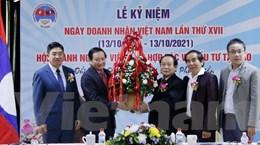 Doanh nghiệp Việt có nhiều đóng góp cho phát triển kinh tế-xã hội Lào