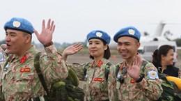 Việt Nam có thể điều trực thăng để gìn giữ hòa bình