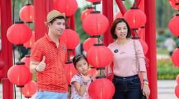 """Mê mẩn ngắm những chiếc đèn lồng """"chuẩn Disneyland"""" ngay tại Việt Nam"""