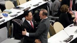 Năm 2014, Việt Nam sẽ tiếp tục hội nhập quốc tế sâu sắc