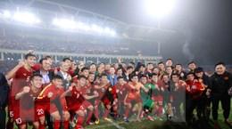 Truyền thông quốc tế ngả mũ thán phục chiến thắng của U23 Việt Nam