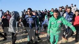 Phong trào Hamas đã tiếp nhận thời hạn ngừng bắn từ phía Israel