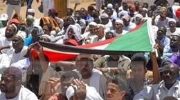 Sudan: Phong trào biểu tình ra yêu sách mới với hội đồng chuyển tiếp