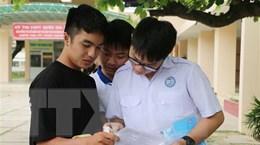 [Video] Một bài thi THPT tại Thanh Hóa có dấu hiệu bất thường